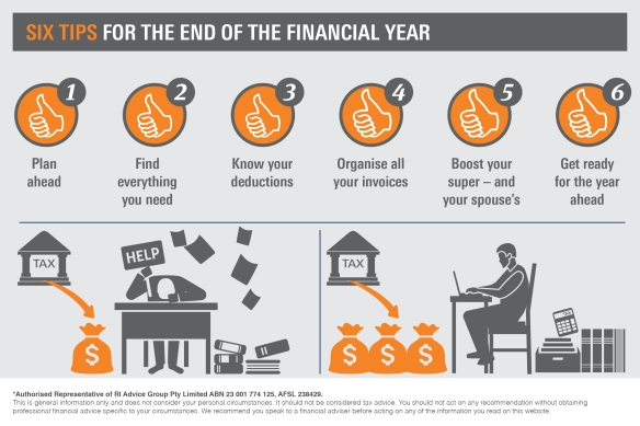 Infographic_Six tips for the end of the financial year3