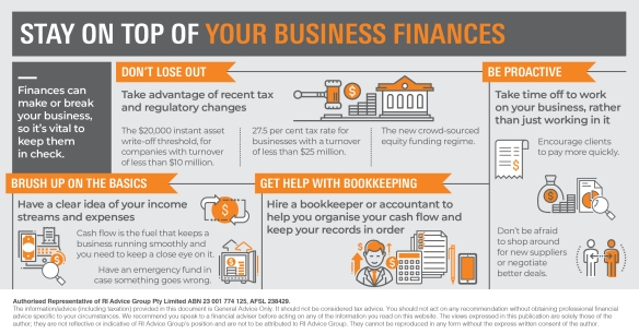 Infographic_Stay on top of your business finances3