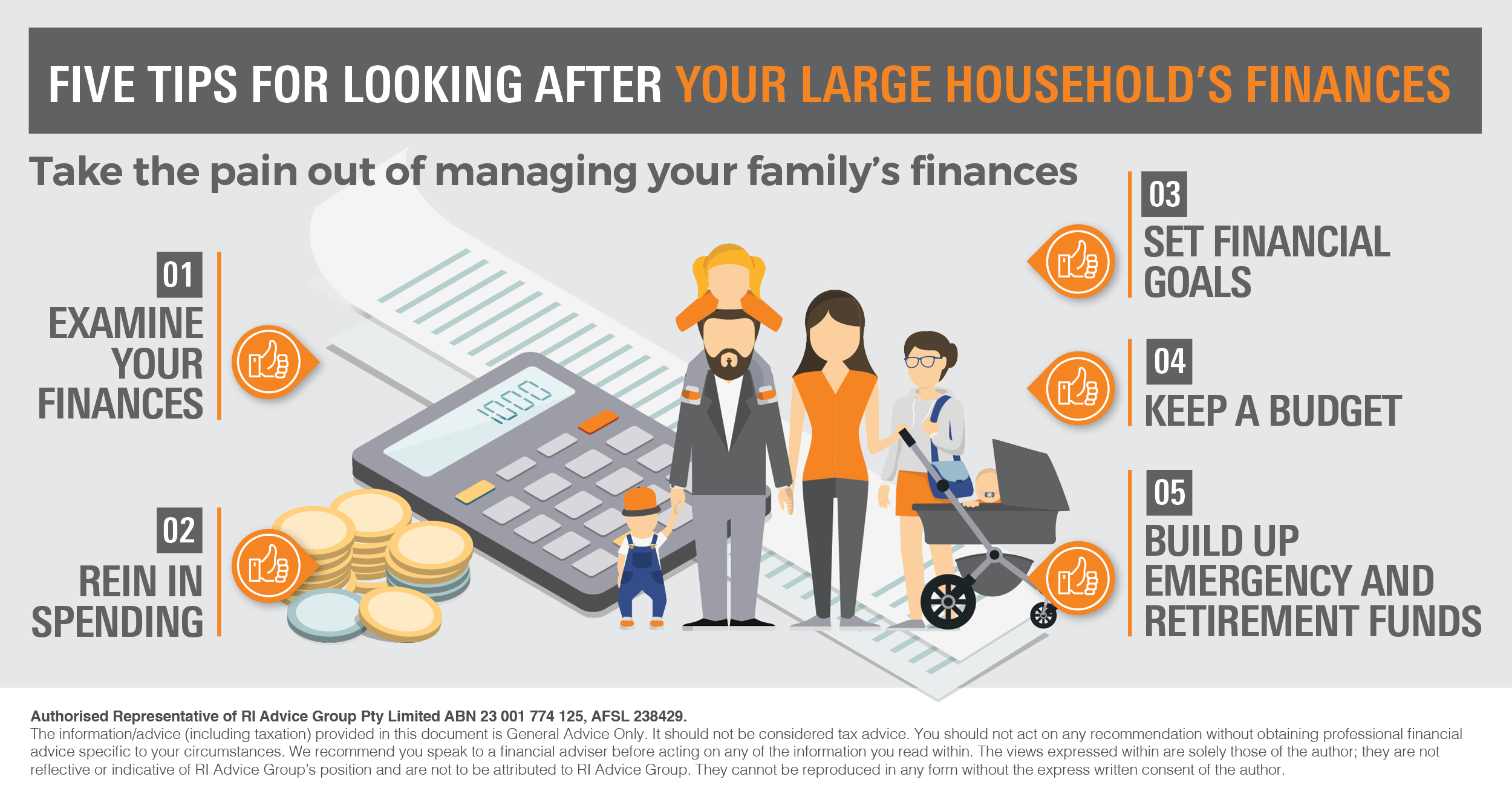 Infographic_Five tips for looking after your large household's finances_RI
